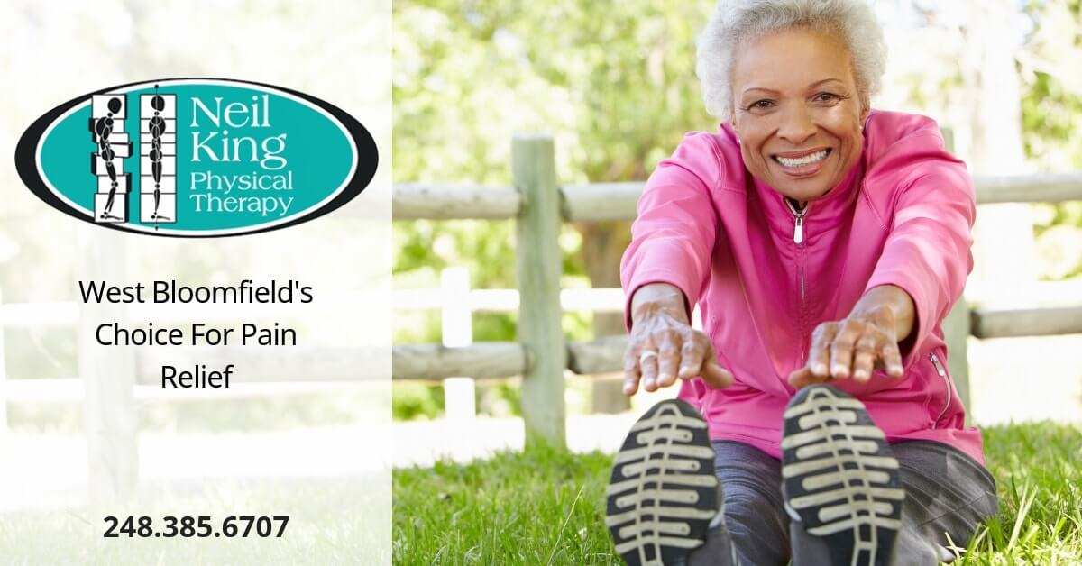Physical Therapy Near West Bloomfield - Neil King Physical Therapy