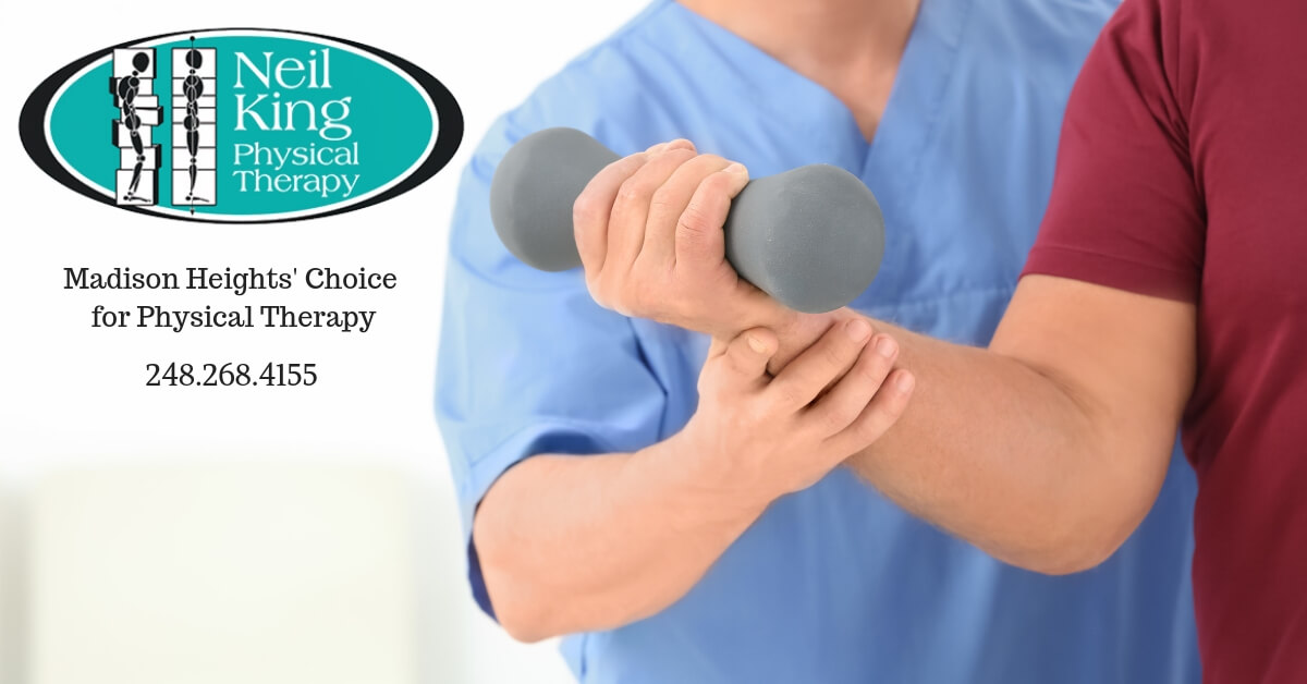 Physical Therapy Near Madison Heights - Neil King Physical Therapy