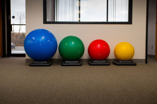 Physical Therapy Balls - Neil King Physical Therapy