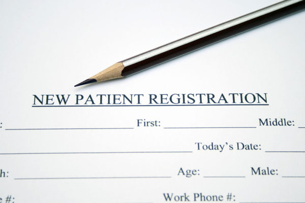 New Patient Registration Form - Neil King Physical Therapy