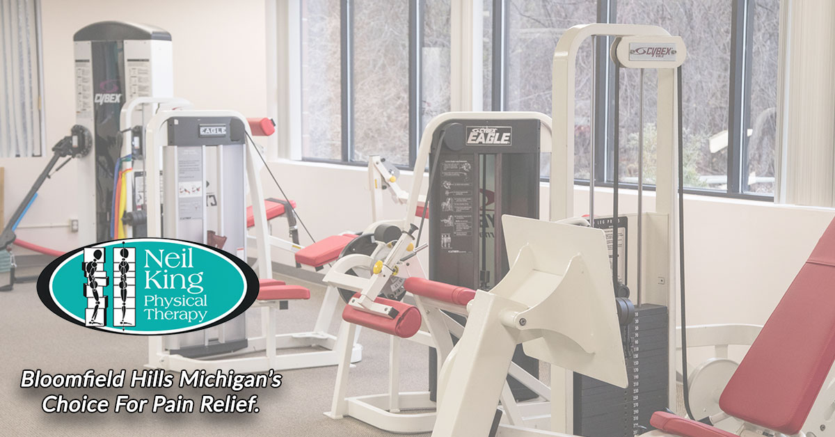 Bloomfield Hills Physical Therapy - Neil King Physical Therapy