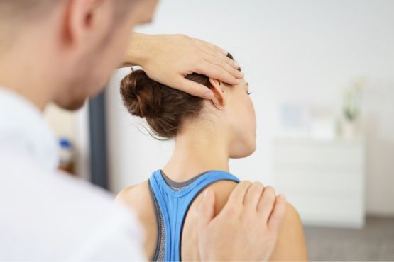 Neck Pain Physical Therapy - Neil King Physical Therapy