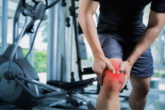 Knee Pain - Neil King Physical Therapy Troy