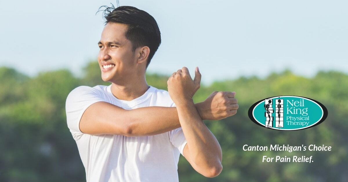 Physical Therapy Near Canton - Neil King Physical Therapy